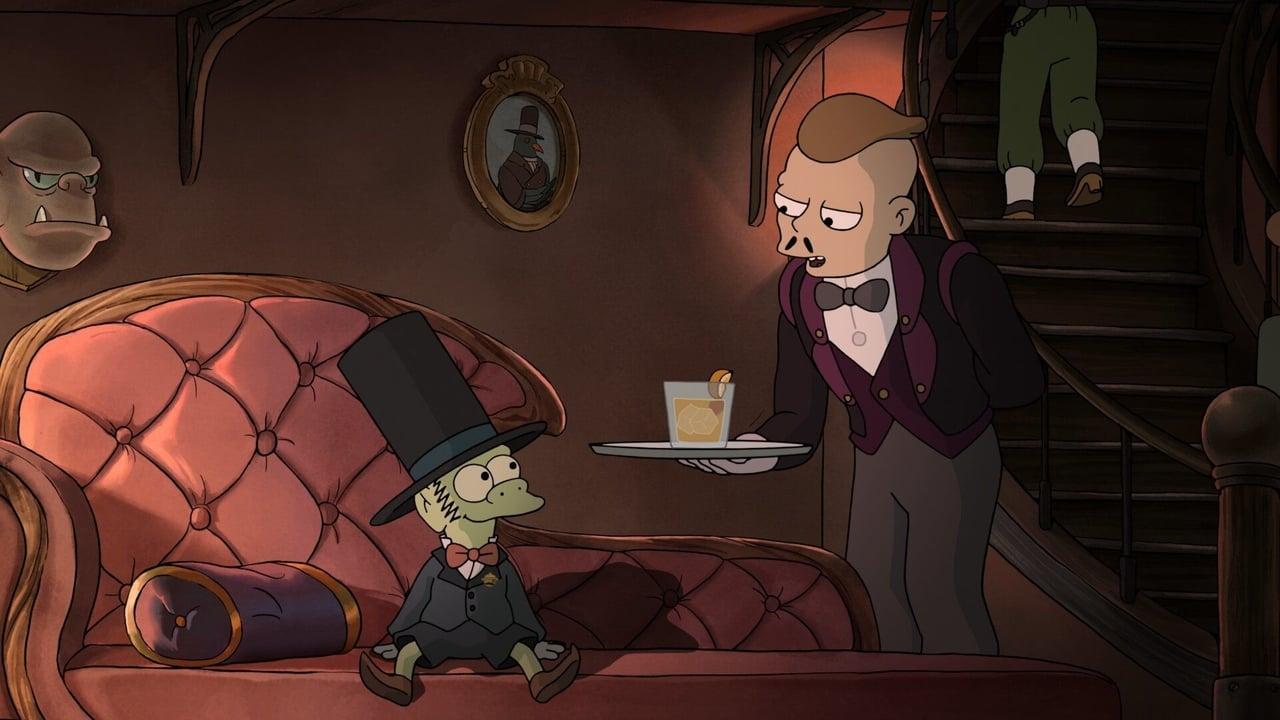Disenchantment Episode: Steamland Confidential