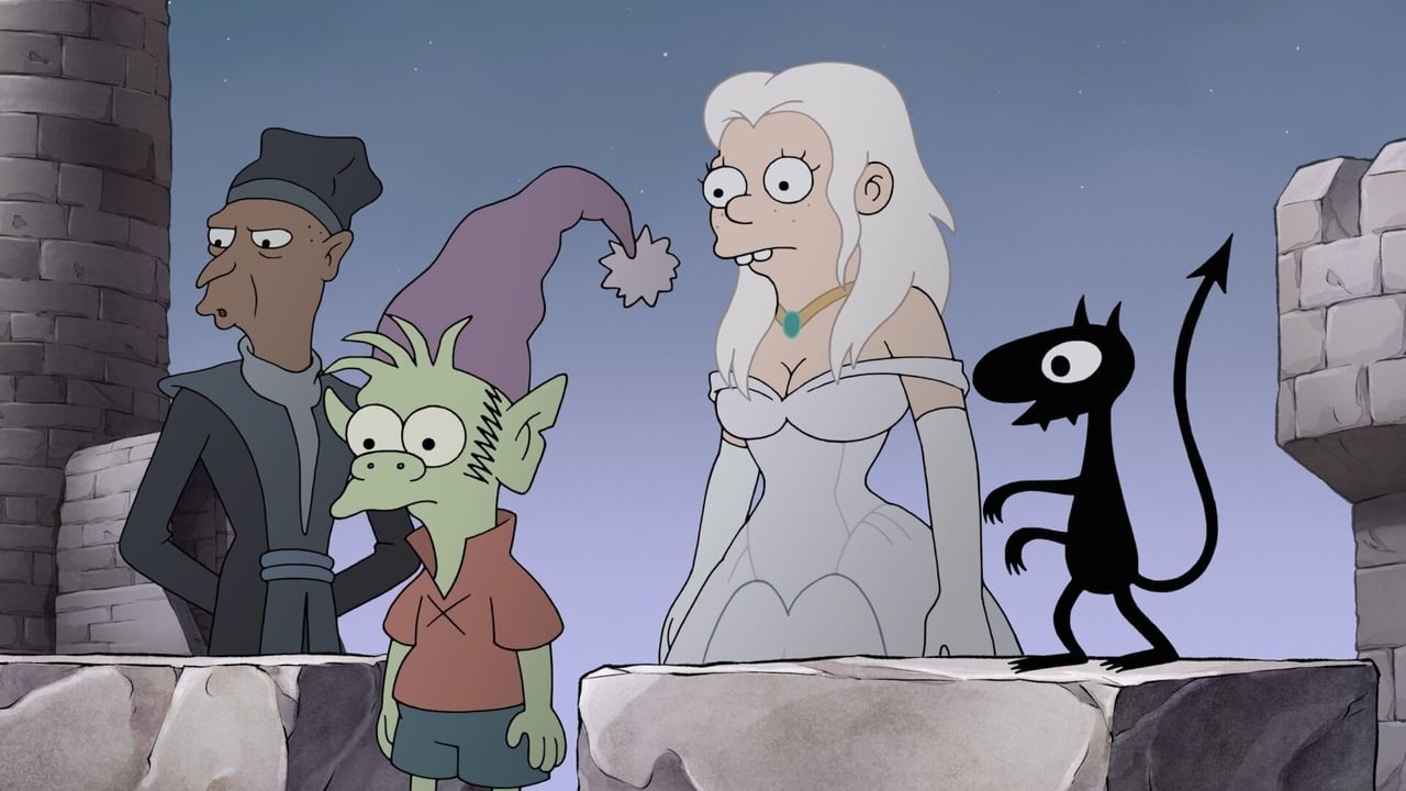 Disenchantment Episode: Bean Falls Down