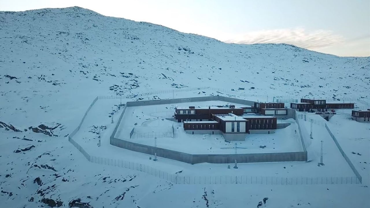 Inside the Worlds Toughest Prisons Episode: Greenland Prison in the Ice