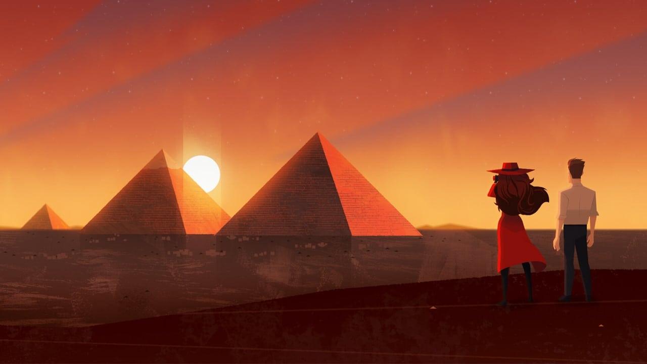 Carmen Sandiego Episode: The Egyptian Decryption Caper