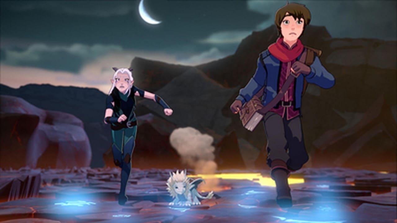 The Dragon Prince Episode: Breathe