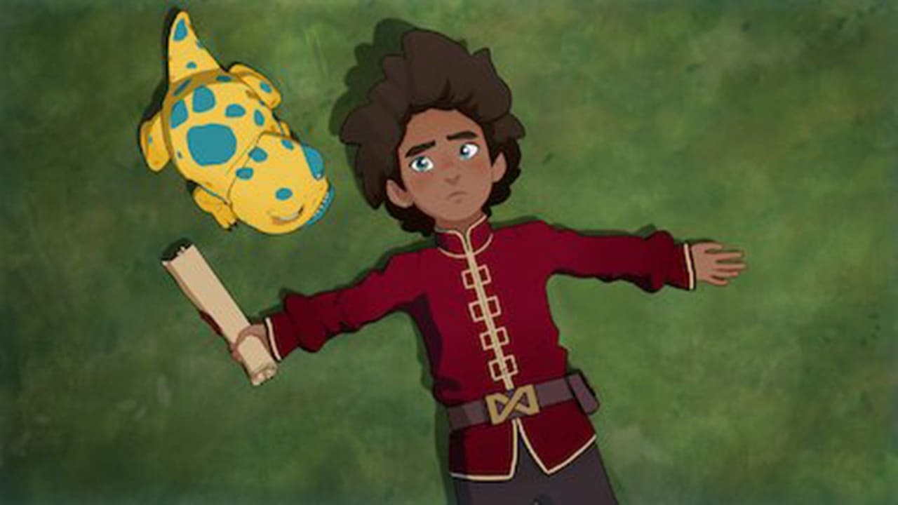 The Dragon Prince Episode: The Crown
