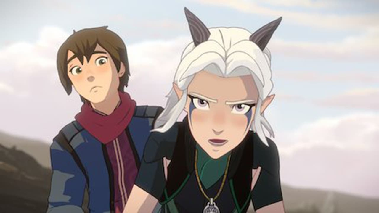 The Dragon Prince Episode: Heroes and Masterminds