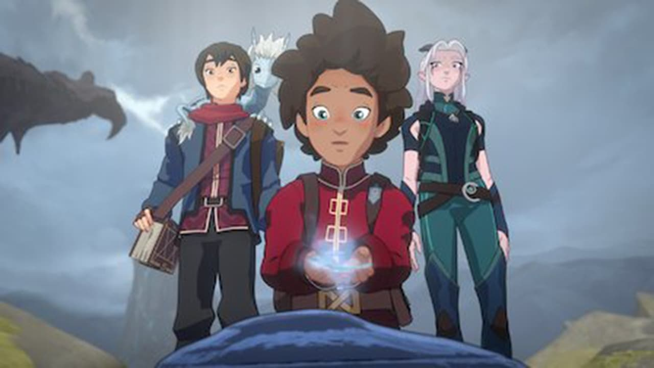The Dragon Prince Episode: Thunderfall