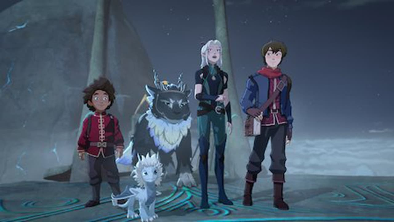 The Dragon Prince Episode: Dragonguard