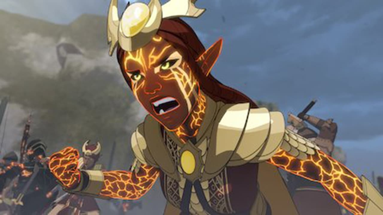 The Dragon Prince Episode: The Final Battle