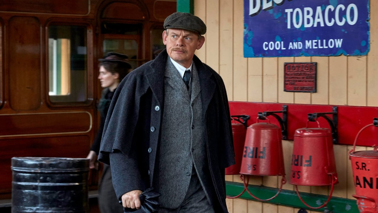 Arthur  George Episode: Episode 3