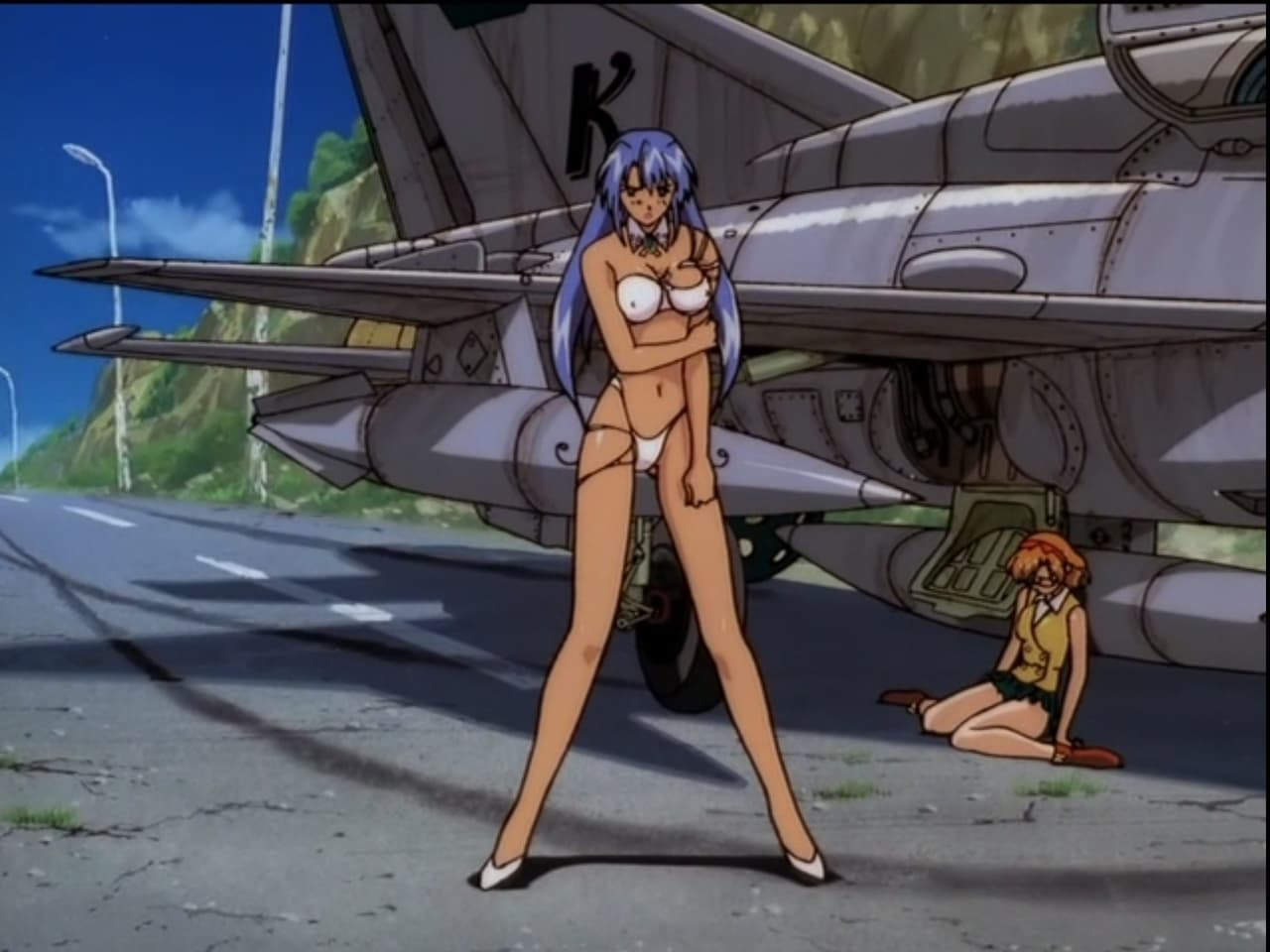 Agent Aika Episode: Trial 2 Naked Mission