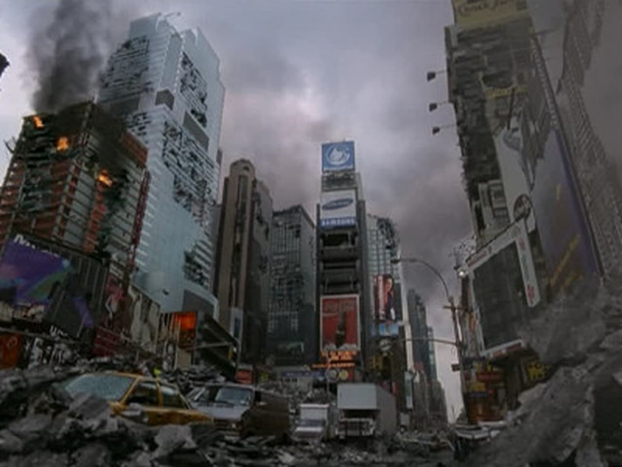 Aftershock Earthquake in New York Episode: Ep 1