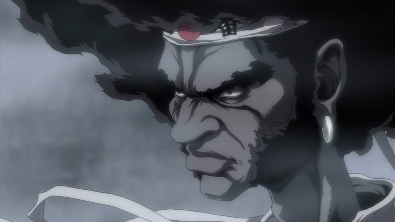 Afro Samurai Episode: The Empty Seven Clan