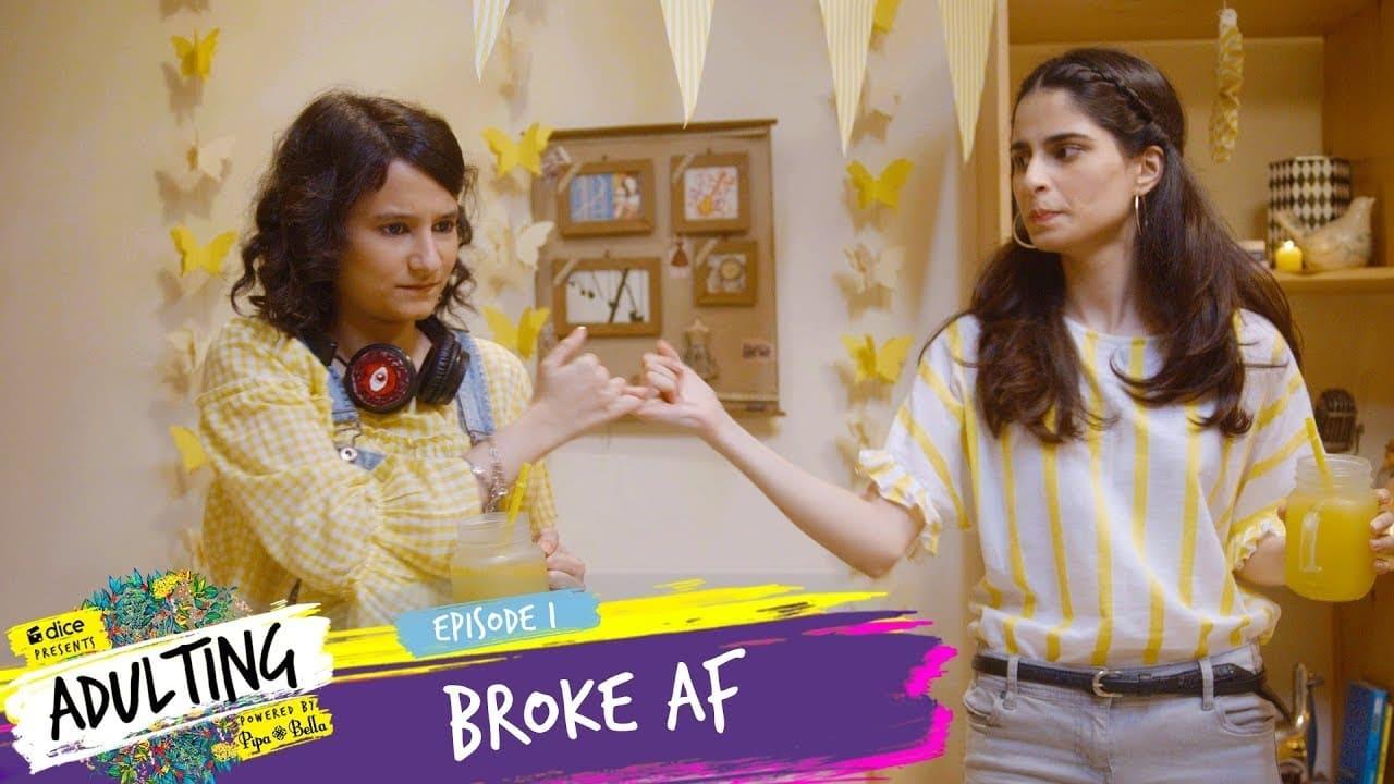 Adulting Episode: Broke AF