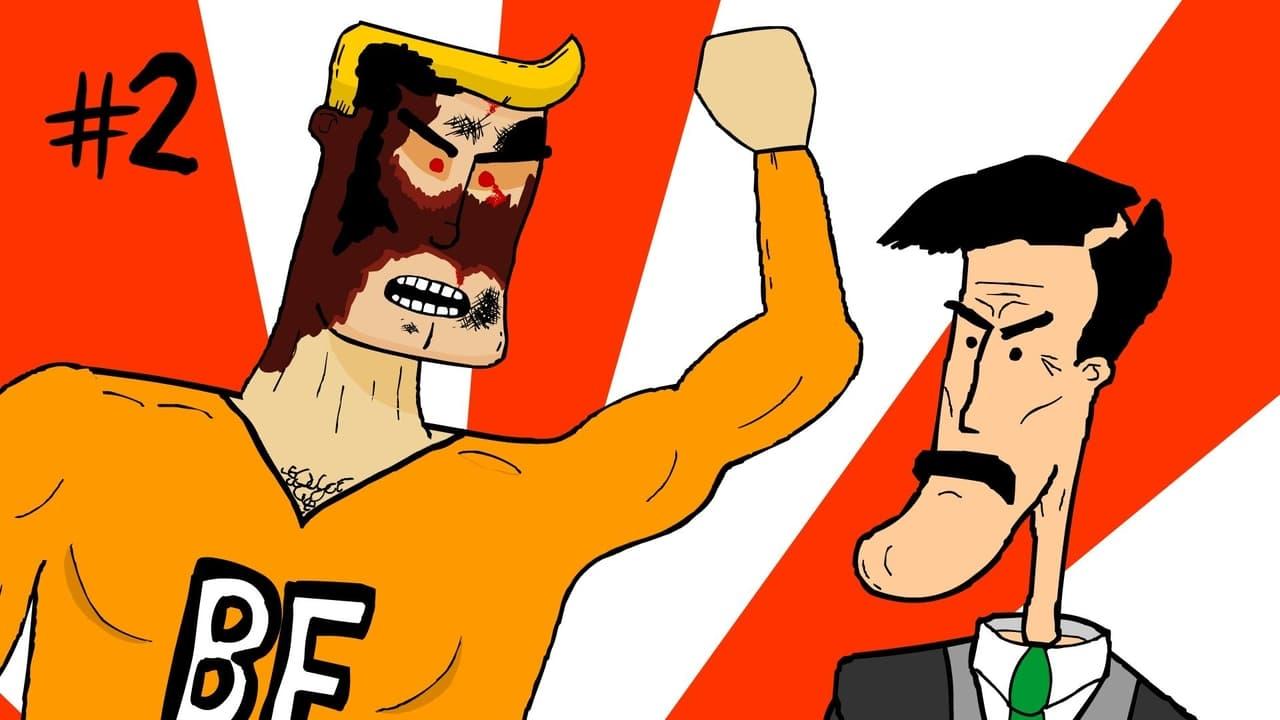 Burnt Face Man Episode: BFM vs Bastard Man and ManSpider
