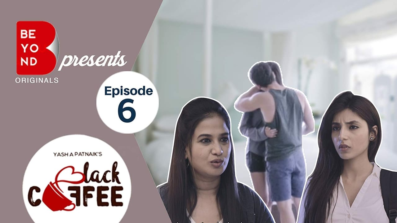 Black Coffee Episode: Laptop with no words