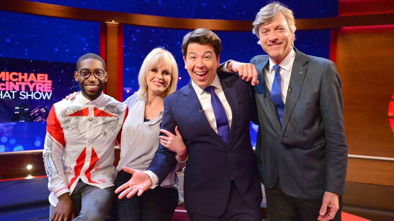 The Michael McIntyre Chat Show Episode: Joanna Lumley Richard Madeley Tinie Tempah
