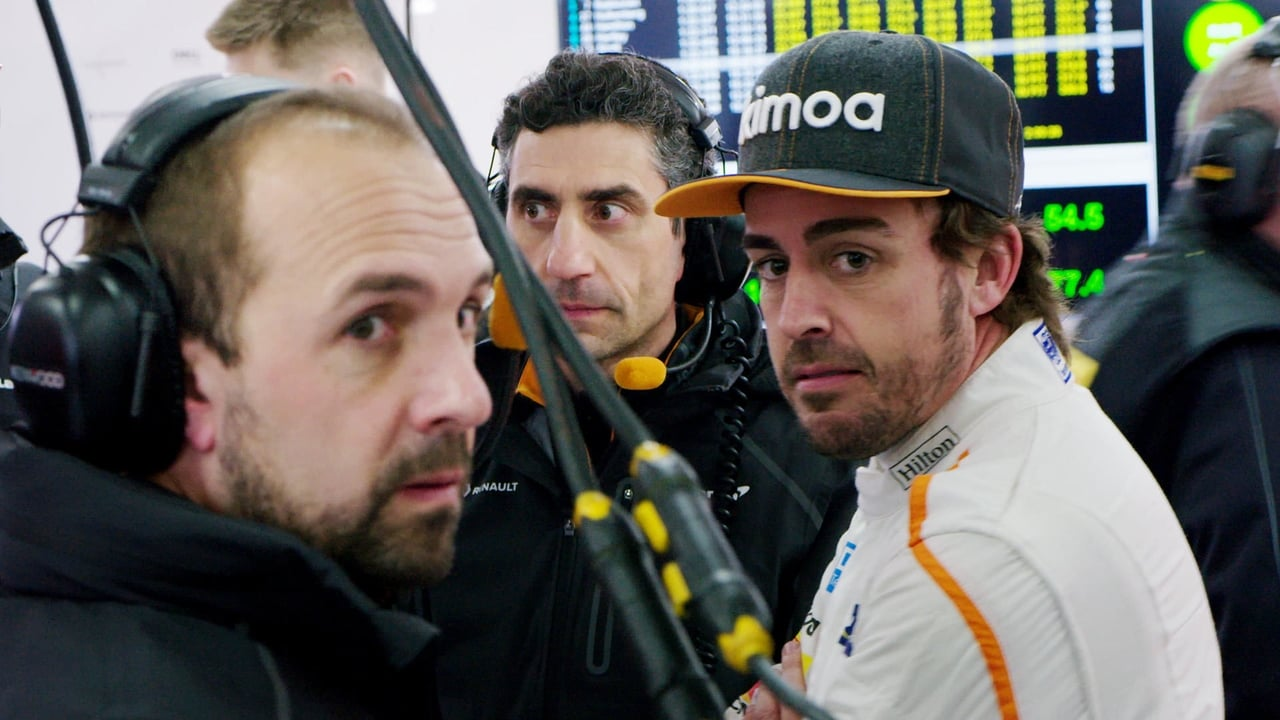 Formula 1 Drive to Survive Episode: The King of Spain
