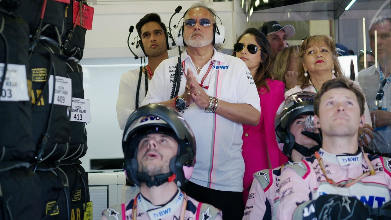 Formula 1 Drive to Survive Episode: Trouble at the Top