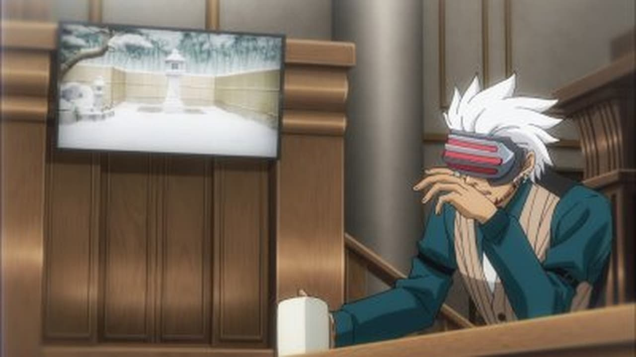 Ace Attorney Episode: Bridge to the Turnabout  Last Trial