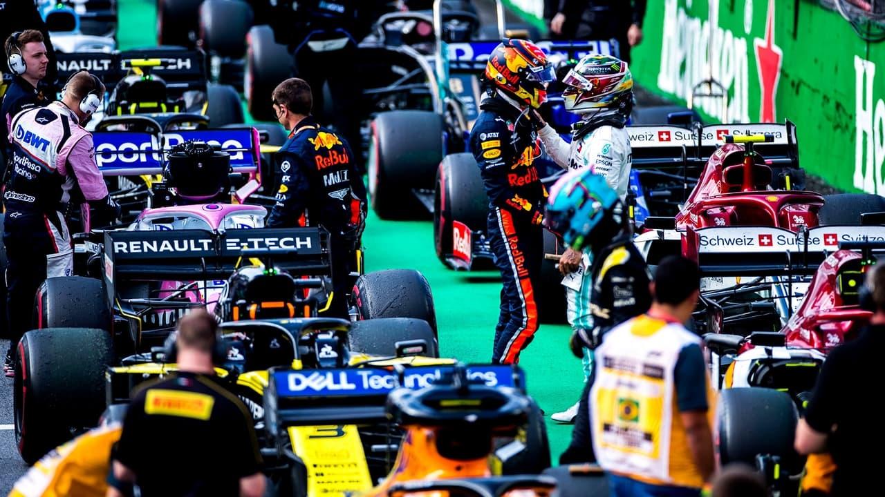 Formula 1 Drive to Survive Episode: Lights Out