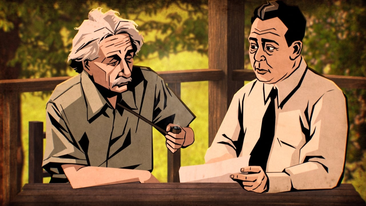 Cosmos Episode: A Tale of Two Atoms
