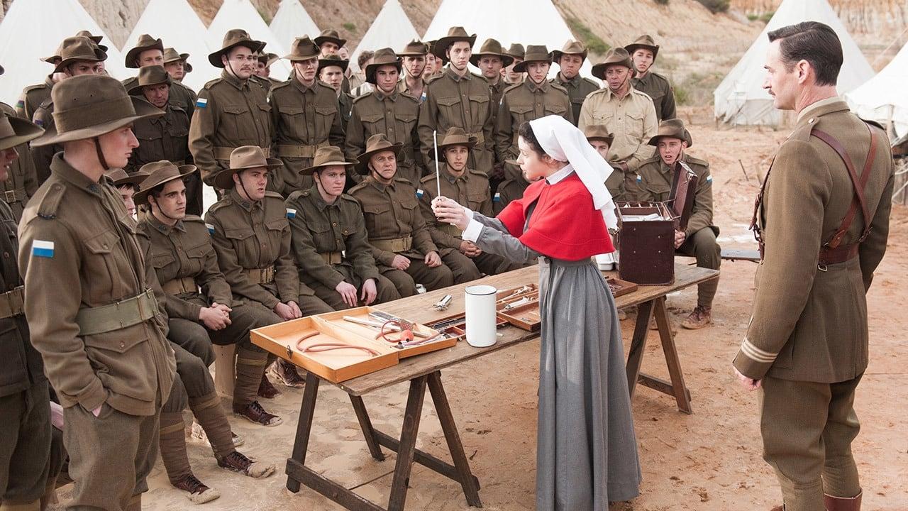 ANZAC Girls Episode: Duty