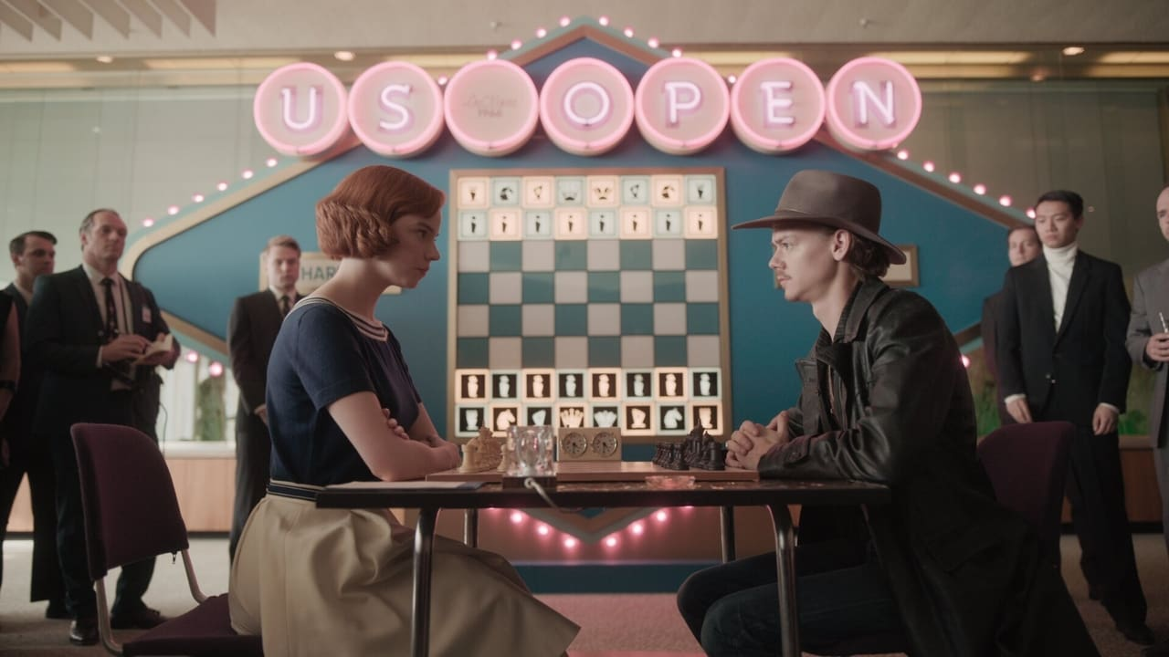 The Queens Gambit Episode: Doubled Pawns