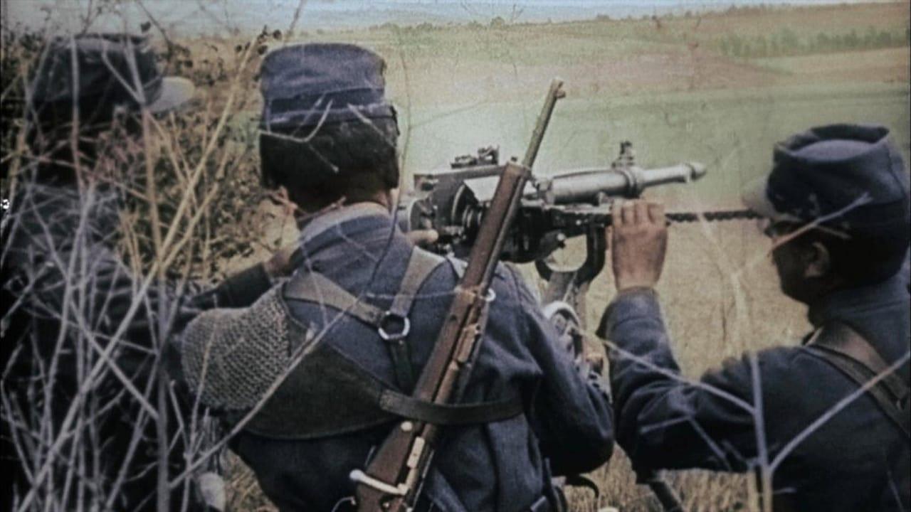 Apocalypse World War I Episode: Fear