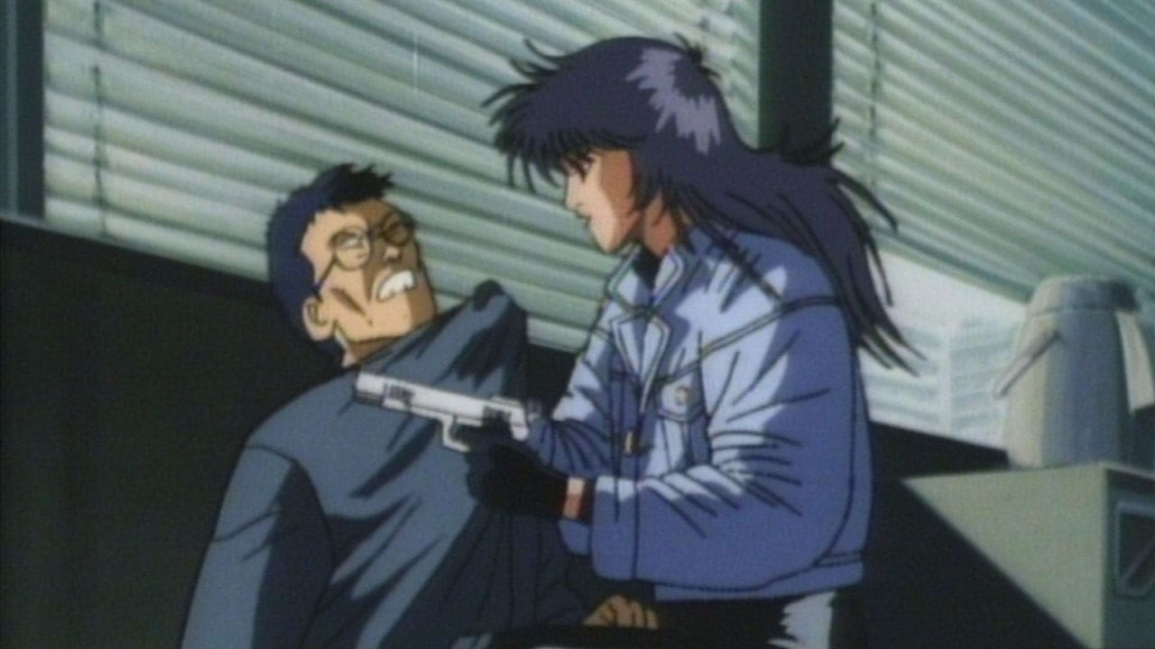 Angel Cop Episode: Special Security Force