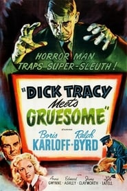 Streaming sources for Dick Tracy Meets Gruesome