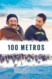 100 Meters Poster