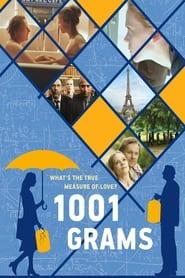 1001 Grams Poster
