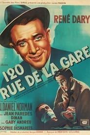 120 rue de la gare Poster