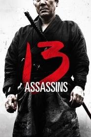 13 Assassins Poster