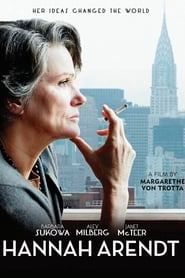 Streaming sources for Hannah Arendt