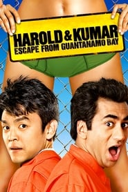 Streaming sources for Harold  Kumar Escape from Guantanamo Bay