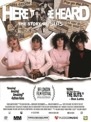 Streaming sources for Here to be Heard The Story of The Slits