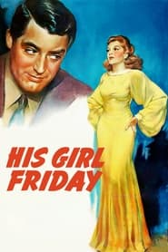 Streaming sources for His Girl Friday