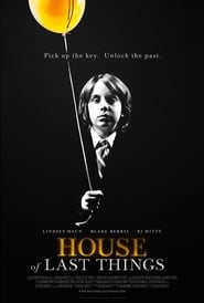 Streaming sources for House of Last Things