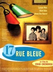17 rue Bleue Poster