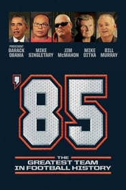 85 The Greatest Team in Pro Football History Poster