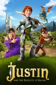 Streaming sources for Justin and the Knights of Valour