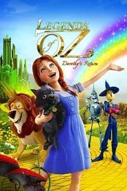 Streaming sources for Legends of Oz Dorothys Return
