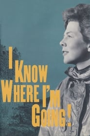 I Know Where Im Going Poster