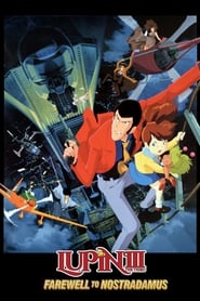 Streaming sources for Lupin the Third Farewell to Nostradamus