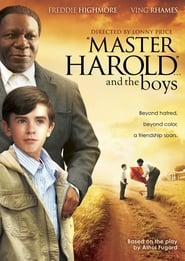 Master Harold and the Boys Poster