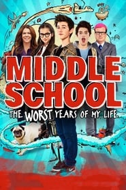 Streaming sources for Middle School The Worst Years of My Life