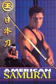 Streaming sources for American Samurai