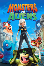 Streaming sources for Monsters vs Aliens