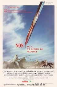 No or the Vain Glory of Command Poster