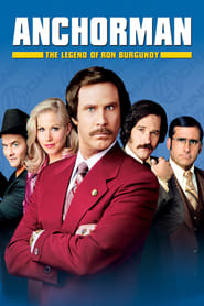 Streaming sources for Anchorman The Legend of Ron Burgundy