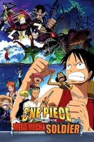 Streaming sources for One Piece Giant Mecha Soldier of Karakuri Castle